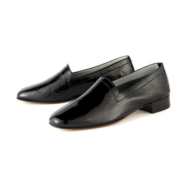 Ops&Ops No11 Black Patent heels pair