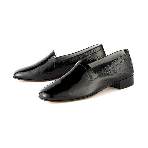 Ops&Ops No11 Black Patent heels pair