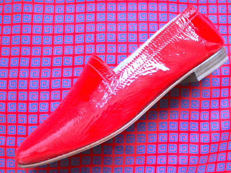 Red Patent No10s