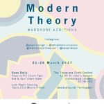 Modern Theory pop-up flyer