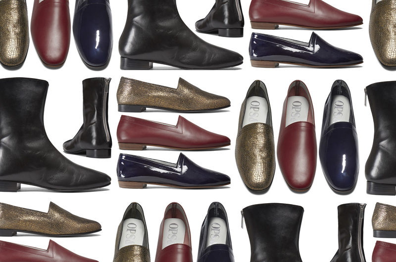 New Ops&Ops shoes and boots for AW18