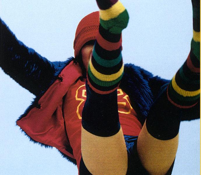 Pamla Motown leap in Mr Freedom