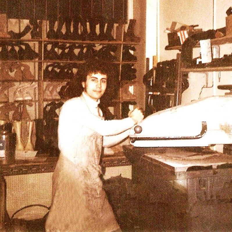Bootmaker Mair cutting patterns