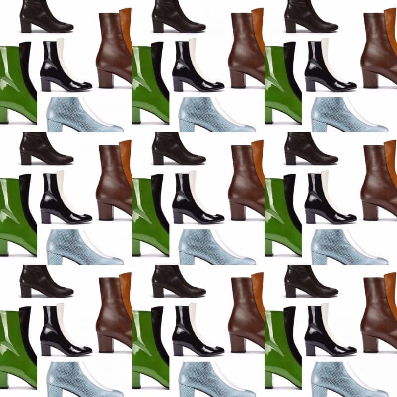 No 16 boots collage to style for winter