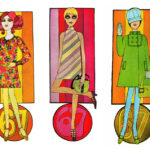 Caroline Smith illustration in Petticoat magazine 1967