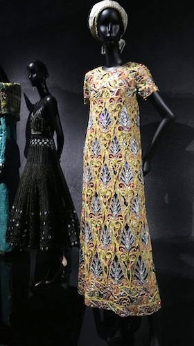 Beaded gown, 1970s Christian Dior: Designer of Dream