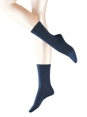 Falke Family Women Socks Navy Blue