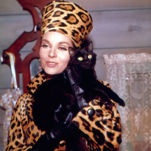 Catwoman Lee Meriwether in Animal Print, Batman, 1966