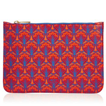 Liberty-print pouch