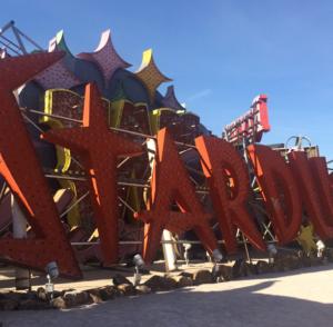 Las Vegas Neon Museum: Stardust