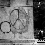 Peace. New York, 1964 by Jim Marshall