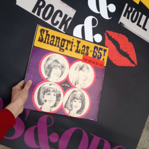 Shoreditch Pop-Up sounds: Shangri-Las 65!