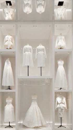 Atelier of toiles. Christian Dior: designer of Dreams